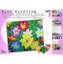 Sand Painting Flores