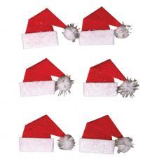 Deco stickers Gorro Papa Noel