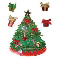 Deco stickers Arbol Navidad
