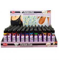 Expositor Perlen Pen 96 ud. 25 ml Viva Decor