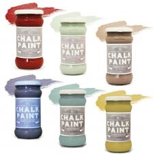 Chalk Paint 280 ml. 54 colores