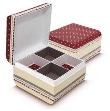 Caja carton 12,5x12,5x8 cm
