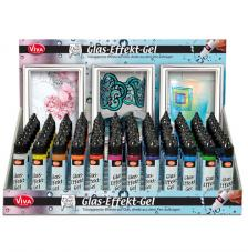 Expositor Guta Cristal 96 ud. 25 ml Viva Decor