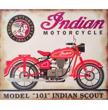Indian Motorcycle. 2 medidas disponibles