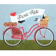 Picnic Rider. 2 medidas disponibles