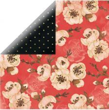 Papel doble cara 30,5 x 30,5 cm. Mokuren