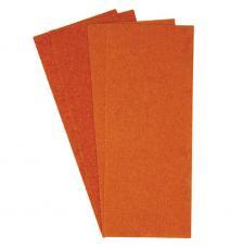 Surtido 4 papeles de lija 11,5 x 28 cm. Gruesa