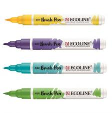 Rotulador de acuarela Brush Pen Ecoline. 29 colores