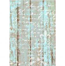 Papel Arroz Texto de Madera 30x41 cm