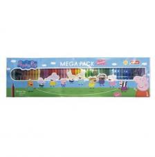 Set megapack 50 rotuladores Peppa Pig