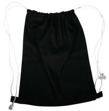 Bolsa Algodon Negro 38x42 cm