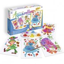 Aquarellum junior alicia país maravillas