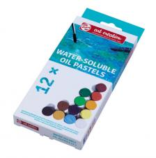 Set 12 barras pastel Oleo Soluble en agua Art Creation