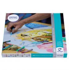 Set 36 barras pastel Suave Van Gogh