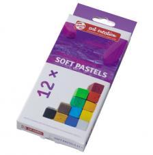 Set 12 barras pastel Suave Art Creation