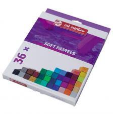 Set 36 barras pastel Suave Art Creation