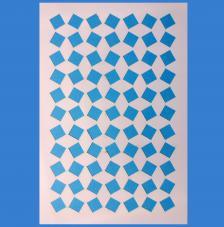 Stencil Fondo 2 20x30 cm