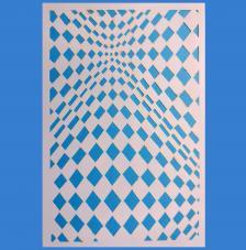 Stencil Fondo 3 20x30 cm