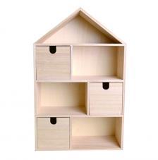 Mueble estanteria casa 30x12x47 cm