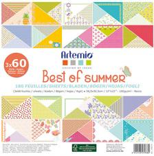 BLOC BEST OF SUMMER 180 HOJAS 30X30