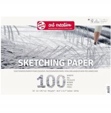 Bloc para esbozo Art Creation 100 hojas 90 g/m2. A3