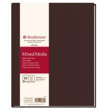 Bloc Técnicas mixtas Strathmore serie 500 32 hojas 190 g/m2. 21,6x27,9 cm