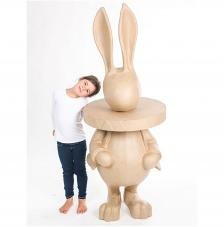 Conejo Alicia en el pais 160 cm