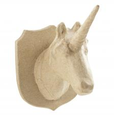 Trofeo de Unicornio 18x15,5x21 cm