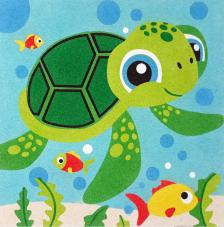 Tortuga. 3 medidas disponibles