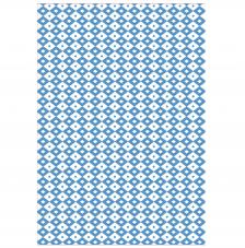 Textura embossing Sizzix Plus: Rombos