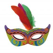 Máscara Carnaval Venecia 1