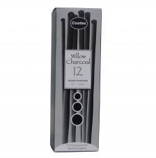 Carboncillo 12 unidades. 7-12 mm
