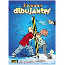 Libro Jóvenes dibujantes