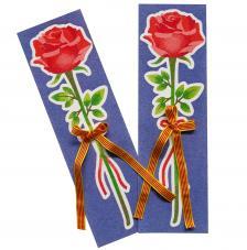 Rosa Sant Jordi 10x33 cm