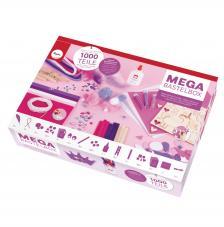 Mega Kit manualidades Unicornio. 1000 piezas