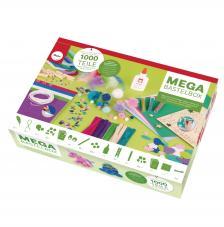Mega Kit manualidades Fantasia. 1000 piezas