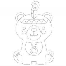 Mascota 2. 20x20 cm Precortado