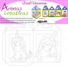 Farola Unicornio