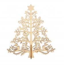 Silueta Arbol Navidad 28x30 cm