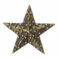 Mitform Estrella Chapa 32x32 mm