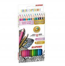 Estuche 7 lápices de colores Experience