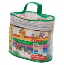 Magic Dough Bolsa 8 colores x 40 gr