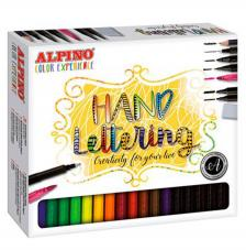 Set Experience Lettering Alpino