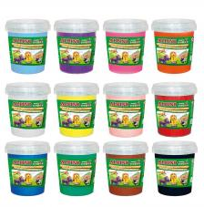 Magic Dough 160 gr. Gama 8 colores