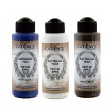 Antiquing Paint Cadence 120 ml. Gama 5 colores