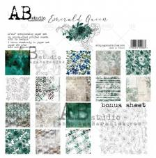 Emerald Queen AB STUDIO 30x30 8und. AB18