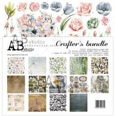 Crafter´s Bundle AB STUDIO 30x30 7und. AB16