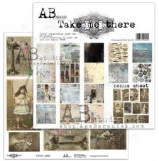 Take Me There AB STUDIO 30x30 8und. AB06