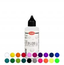 Blob Paint 90 ml. Gama de 20 colores