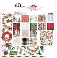 A Holly Jolly Christmas AB STUDIO